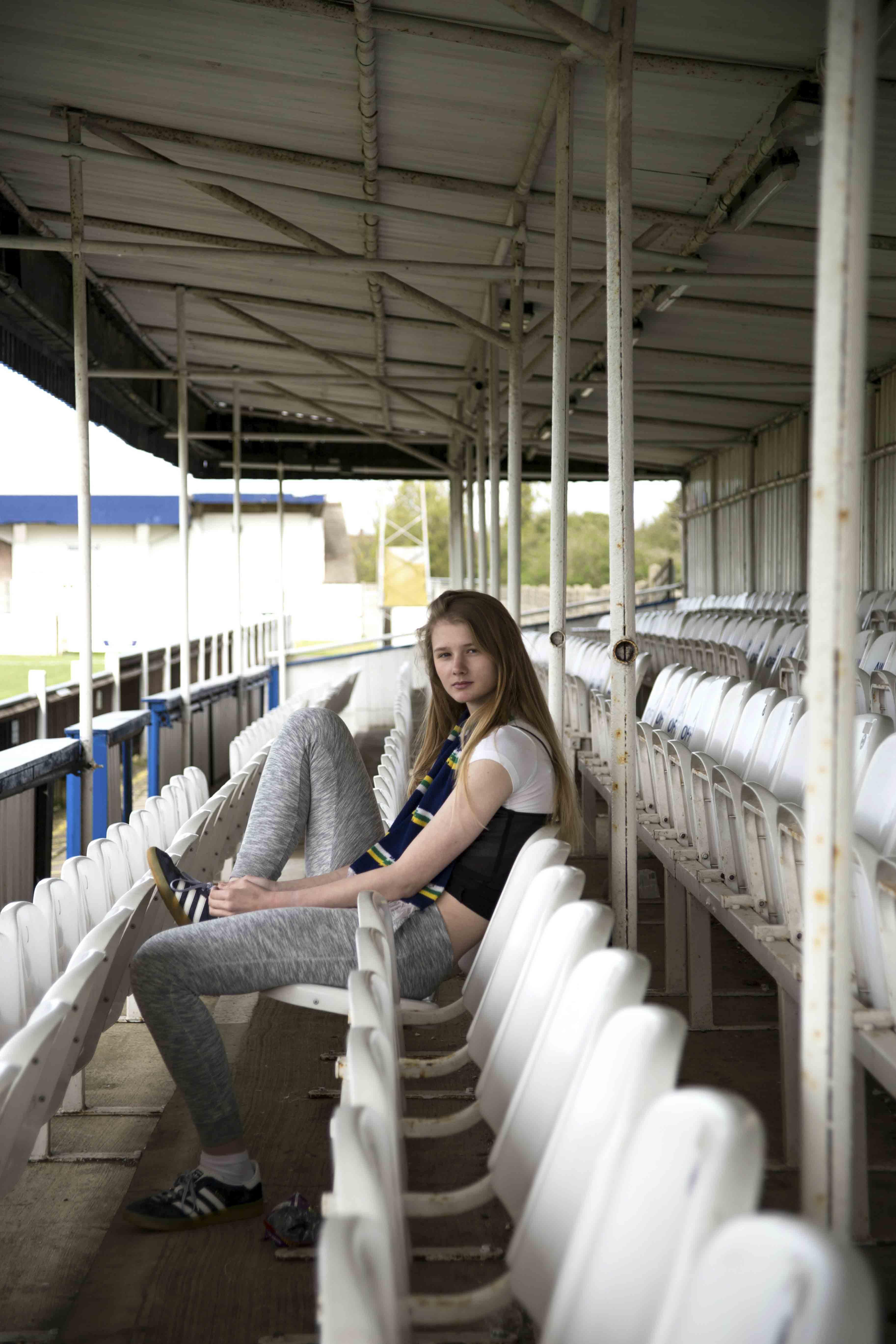 Katie model